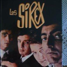 Catálogos de Música: LOS SIREX 50 AÑOS DE HISTORIA EDITORIAL MILENIO JAVIER DE CASTRO Y ÀLEX ORÓ. Lote 95124875