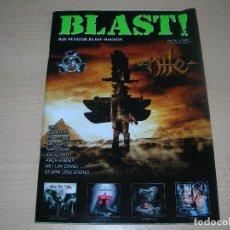 Catálogos de Música: CATALOGO NUCLEAR BLAST 3/2007 ENVIO GRATUITO. Lote 95235343
