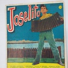 Catálogos de Música: CANCIONERO JOSELITO-TDK286. Lote 96445839