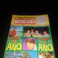 Catálogos de Música: BEATLES -BRINCOS -MUSTANG CANCIONERO MODERNO 1965. Lote 97221651
