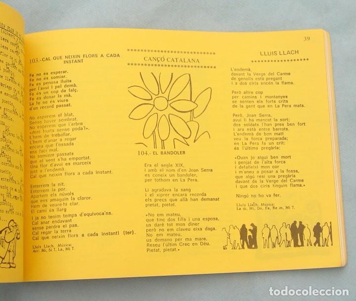 Catálogos de Música: cancionero al vent - Foto 3 - 97437731