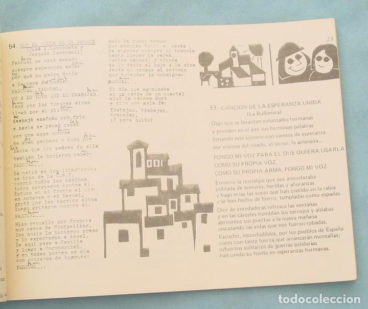 Catálogos de Música: cancionero al vent - Foto 5 - 97437731