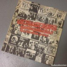 Catálogos de Música: NUMULITE GF0012 THE ROLLING STONES SINGLES COLLECTION THE LONDON YEARS 70 PÁGINAS MÚSICA. Lote 97798051