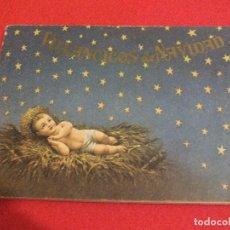 Catálogos de Música: VILLANCICOS DE NAVIDAD MUSEO CATEQUISTICO DIOCESANO SEMINARIO CONCILIAR LOGROÑO 1964. Lote 97961963