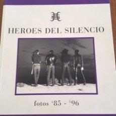 Libro Héroes del Silencio. Fotos 85-96. Zona de Obras