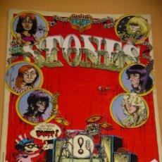 Catálogos de Música: THE GUV'NORS OF R&B: THE STONES, (RAREZA SOBRE LOS ROLLING STONES), C8. Lote 98865143
