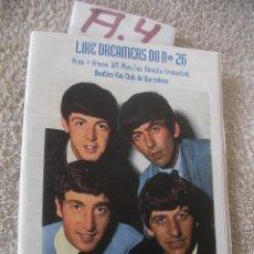 Catálogos de Música: REVISTA VINTAGE LOS BEATLES - ENVIO INCLUIDO A ESPAÑA. Lote 99341051