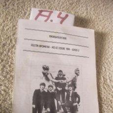 Catálogos de Música: REVISTA VINTAGE LOS BEATLES - ENVIO INCLUIDO A ESPAÑA. Lote 99341311