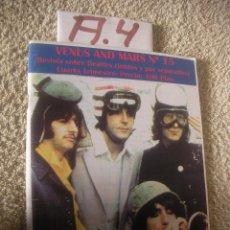 Catálogos de Música: REVISTA VINTAGE LOS BEATLES - ENVIO INCLUIDO A ESPAÑA. Lote 99341355