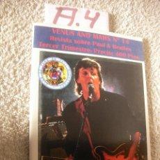 Catálogos de Música: REVISTA VINTAGE LOS BEATLES - ENVIO INCLUIDO A ESPAÑA. Lote 99341363