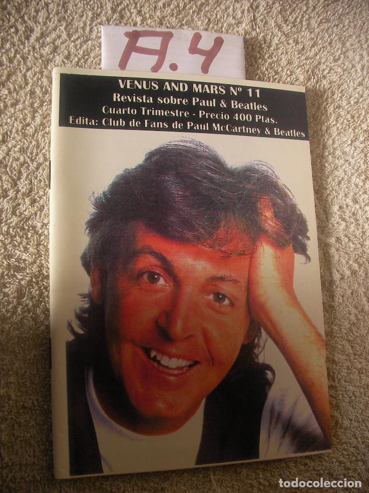 REVISTA VINTAGE LOS BEATLES - ENVIO INCLUIDO A ESPAÑA (Música - Catálogos de Música, Libros y Cancioneros)