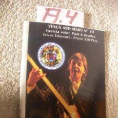 Catálogos de Música: REVISTA VINTAGE LOS BEATLES - ENVIO INCLUIDO A ESPAÑA. Lote 99341451
