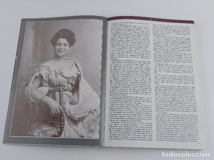 Catálogos de Música: LIBRO DEL Homenaje en su Centenario. ANTONIA MERCÉ, LA ARGENTINA, AÑO 1890-1990. TIENE 261 páginas. - Foto 3 - 99502599