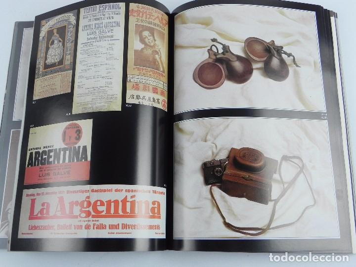 Catálogos de Música: LIBRO DEL Homenaje en su Centenario. ANTONIA MERCÉ, LA ARGENTINA, AÑO 1890-1990. TIENE 261 páginas. - Foto 5 - 99502599
