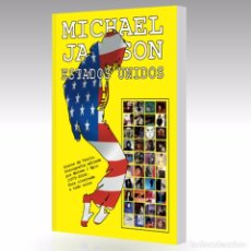Catálogos de Música: LIBRO - MICHAEL JACKSON - ESTADOS UNIDOS - DISCOGRAFÍA DISCOS VINILO 1971-2015 - 300 PGS.. Lote 99721175