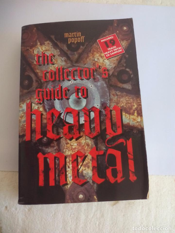 Catálogos de Música: The Collectors Guide to Heavy Metal. Martin Popoff. 1997.Guía de grupos heavy con 3650 reseñas - Foto 1 - 100545775