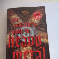 Catálogos de Música: THE COLLECTOR'S GUIDE TO HEAVY METAL. MARTIN POPOFF. 1997.GUÍA DE GRUPOS HEAVY CON 3650 RESEÑAS. Lote 100545775