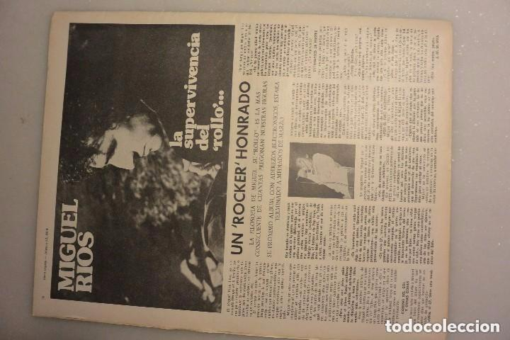 Catálogos de Música: REVISTA DISCO EXPRESS Nº 263. 23 FEBRERO 1974. LLUIS LLACH.CONCIERTO EN EL PALAU - Foto 2 - 102499891