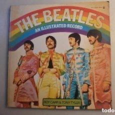 Catálogos de Música: THE BEATLES AN ILLUSTRATED RECORD. ROY CARR&TONY TYLER.1975. Lote 102648463