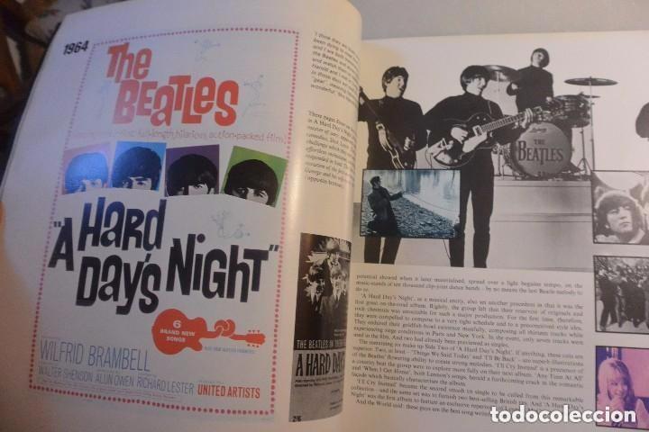 Catálogos de Música: THE BEATLES AN ILLUSTRATED RECORD. ROY CARR&TONY TYLER.1975 - Foto 3 - 102648463