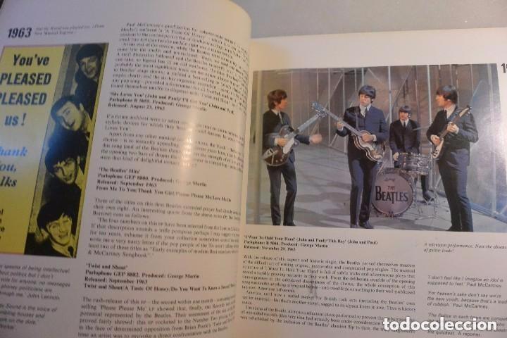 Catálogos de Música: THE BEATLES AN ILLUSTRATED RECORD. ROY CARR&TONY TYLER.1975 - Foto 4 - 102648463