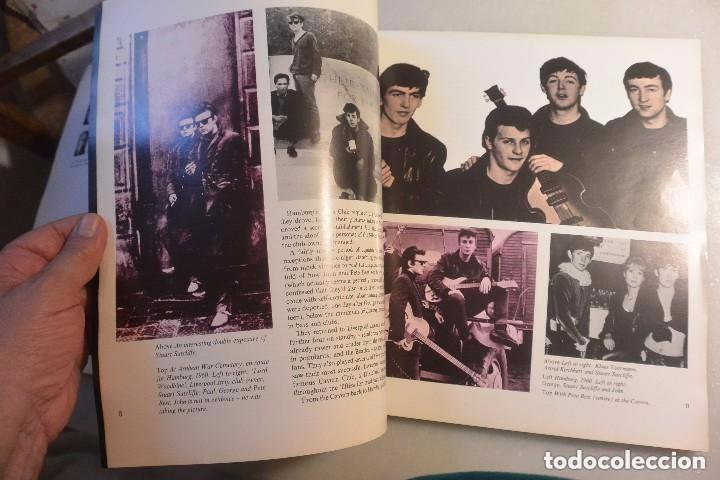Catálogos de Música: THE BEATLES AN ILLUSTRATED RECORD. ROY CARR&TONY TYLER.1975 - Foto 5 - 102648463