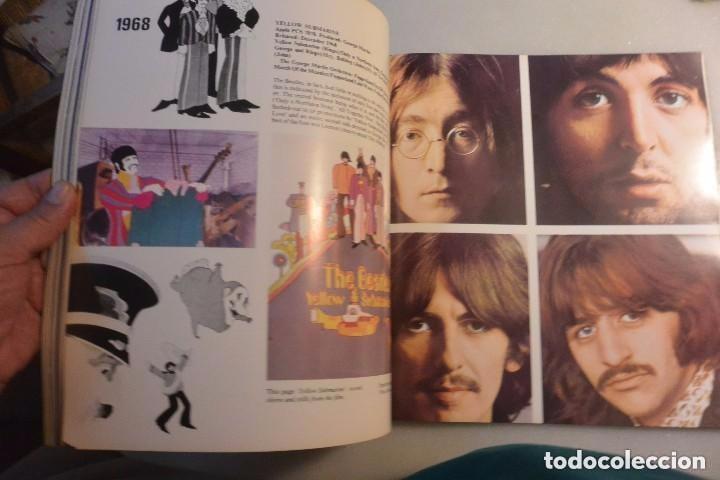 Catálogos de Música: THE BEATLES AN ILLUSTRATED RECORD. ROY CARR&TONY TYLER.1975 - Foto 6 - 102648463
