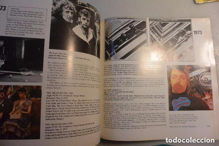 Catálogos de Música: THE BEATLES AN ILLUSTRATED RECORD. ROY CARR&TONY TYLER.1975 - Foto 7 - 102648463