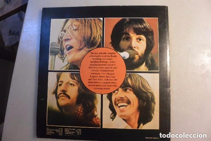 Catálogos de Música: THE BEATLES AN ILLUSTRATED RECORD. ROY CARR&TONY TYLER.1975 - Foto 9 - 102648463
