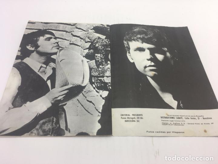 Catálogos de Música: BIOGRAFIA RAPHAEL , LA VOZ , EDITORIAL PRESIDENTE 1970 - Foto 4 - 103008923