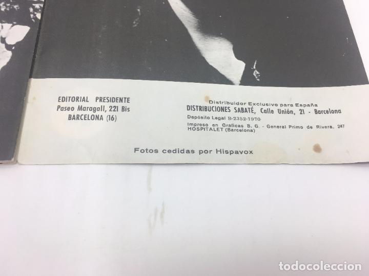 Catálogos de Música: BIOGRAFIA RAPHAEL , LA VOZ , EDITORIAL PRESIDENTE 1970 - Foto 5 - 103008923