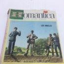 Catálogos de Música: POSTER CENTRAL RAPHAEL, CONTRA PORTADA JOHN LENNON AÑOS 60. Lote 103014207