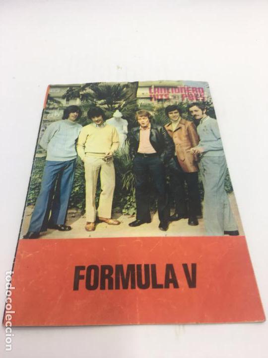 CANCIONERO HITS PRES , FORMULA V , - 1970 (Música - Catálogos de Música, Libros y Cancioneros)