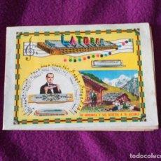 Catálogos de Música: MÉTODO PARA APRENDER LA ARMÓNICA.. Lote 103503243