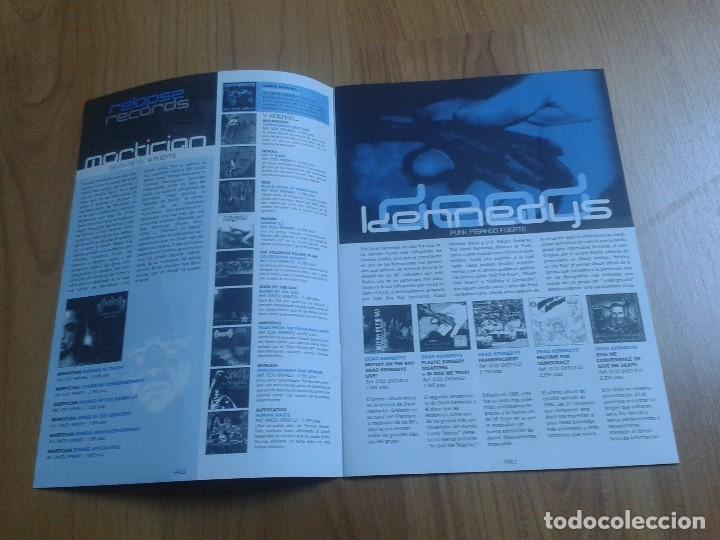 Catálogos de Música: Catálogo de música -- CLUB DEL SONIDO -- Verano 2001 -- Dead Kennedys, Nick Cave, The Pixies - Foto 2 - 103676635
