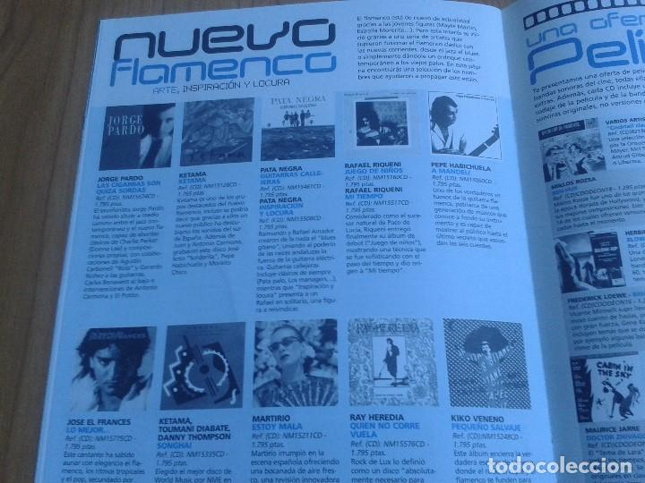 Catálogos de Música: Catálogo de música -- CLUB DEL SONIDO -- Verano 2001 -- Dead Kennedys, Nick Cave, The Pixies - Foto 6 - 103676635