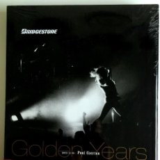 Catálogos de Música: LIBRO GOLDEN YEARS - ROCK 70S-80S IN IMAGES. TEXTO EN INGLÉS.. Lote 103679503