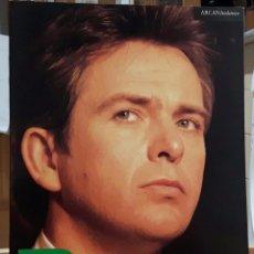 Catálogos de Música: PETER GABRIEL- GENESIS - LIBRO- ITALIA- 1989 - EXCELENTE ESTADO. Lote 104734507