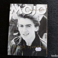 Catálogos de Música: BEATLES EN MOJO - GEORGE HARRSION - ROLLING STONES. Lote 104791935