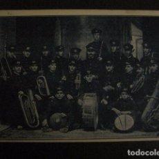 Catálogos de Música: BANDA LA POPULAR SANSENSSE - JOSE MARIA VALLESPI- PUBLICIDAD - VER FOTOS-(V- 12.892). Lote 105208135