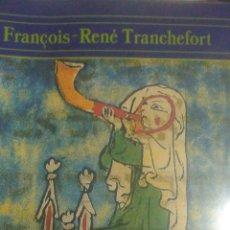 Catálogos de Música: LOS INSTRUMENTOS MUSICALES EN EL MUNDO. FRANÇOIS RENÉ TRANCHEFORT. ALIANZA MÚSICA. AM 20. PRIMERA RE. Lote 108789824