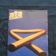 Catálogos de Música: REVISTA BOLETIN BID - BOLETIN INFORMATIVO DISCOPLAY - SEPT. 1992. Lote 110380639