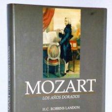 Catálogos de Música: MOZART. LOS AÑOS DORADOS 1781- 1791. Lote 110596783