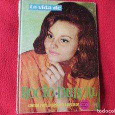 Catálogos de Música: LA VIDA DE ROCÍO DÚRCAL CONTADA POR ELLA MISMA EN 4 CAPÍTULOS. Lote 112921699