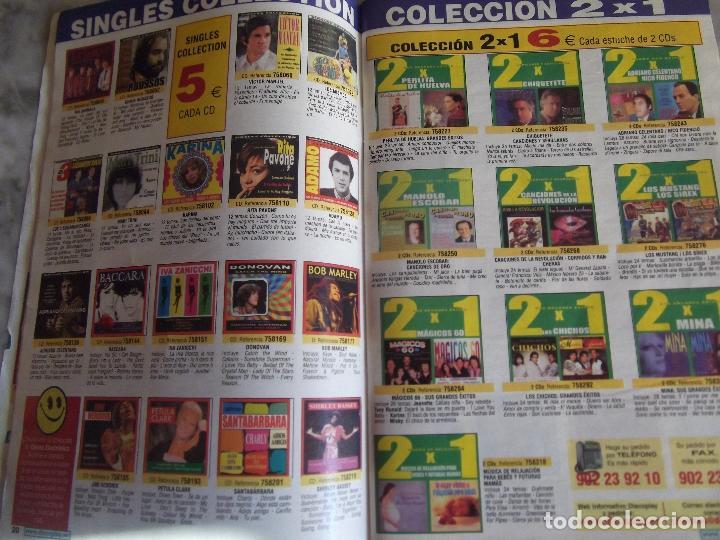 Catálogos de Música: DISCOPLAY-INFORMATIVO MUSICAL-D6-96 PAGINAS-NOVIEMBRE 2006 - Foto 3 - 113972335