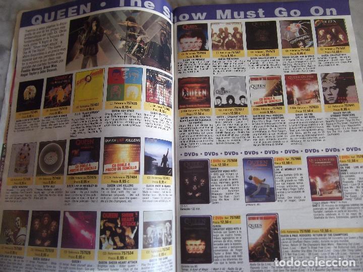 Catálogos de Música: DISCOPLAY-INFORMATIVO MUSICAL-D6-96 PAGINAS-NOVIEMBRE 2006 - Foto 4 - 113972335
