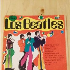 Catálogos de Música: ASI CANTA....LOS BEATLES....DE LA PELICULA EL SUBMARINO AMARILLO.. Lote 114665903