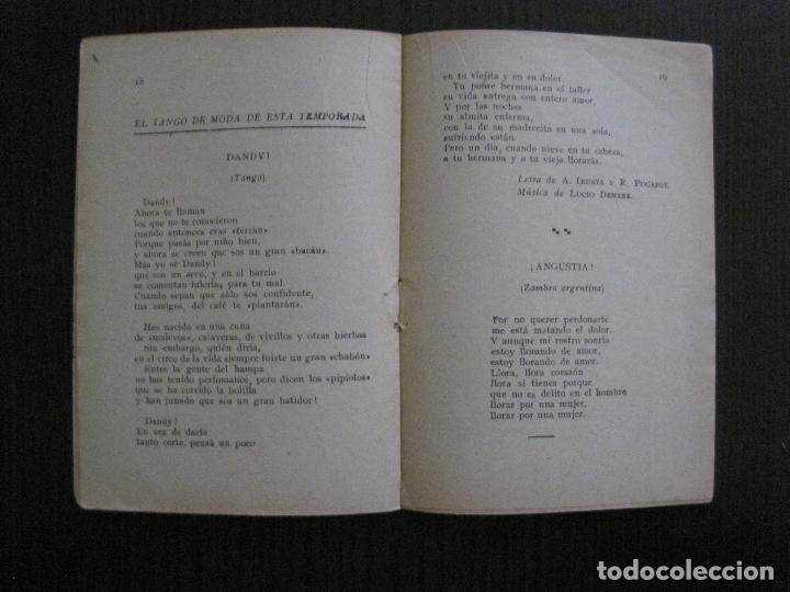 Catálogos de Música: LOS TANGOS MAS MODERNOS - DEMARE -VER FOTOS-(V-13.863) - Foto 3 - 115713979