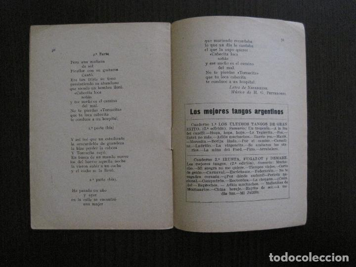 Catálogos de Música: LOS TANGOS MAS MODERNOS - DEMARE -VER FOTOS-(V-13.863) - Foto 4 - 115713979