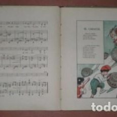 Catálogos de Música: APELES MESTRES: LOS PEQUEÑOS CANTORES (CANÇONS PERA LA MAINADA). Lote 116934591